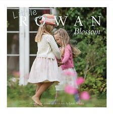 Rowan Little Blossom Girls Knitting Pattern Book 15 designs 3-6yrs