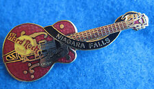 NIAGARA FALLS CHET ATKINS COCHRAN HOLLOW BODY GRETSCH GUITAR Hard Rock Cafe PIN