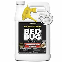 Harris Toughest Bed Bug Killer, Spray with Odorless and Non-Staining Residual