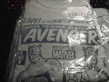Marvel Avengers 2 AGE OF ULTRON Collector Corps MCC T-Shirt xxxl Captain America
