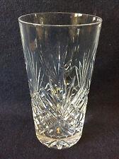 Cristallerie des Vosges Brunner H ± 14,4 cm verre à jus de fruit cristal taillé