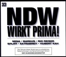 Various: NDW Wirkt Prima!: NEU 3CD Box-Set Sony-1403A