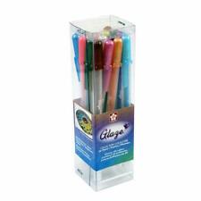 Sakura Gelly Roll Glaze Bold Point Pens 16/pkg Assorted Colors 58377