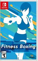 Fitness Boxing - Nintendo Switch [NTSC, Boxing, Fitness, Active, Exercise] NEW