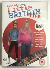 Little Britain - Live (DVD, 2006) New Sealed