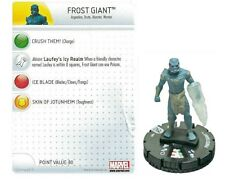 Marvel HeroClix Avengers Movie #005 Frost Giant Figure with Card!
