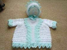 BABY OR REBORN PATTERN AND LACE  KNITTING PATTERN