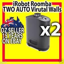 2 x iRobot Roomba Auto Virtual Wall for 620 630 650 760 770 780 880 530 562 564