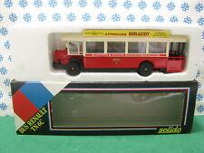 RENAULT  BUS  TN  6C  Lyonnais                  -    Solido 4402