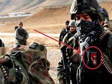TALIZOMBIE© WHACKER AFG-PAK JSOC افر INFIDEL hook/loop PATCH: AFG-Commando Set