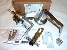 Falcon Y521B DAN 626 Commercial Entry Office Door Lock Grade 2 Dane SATIN CHROME