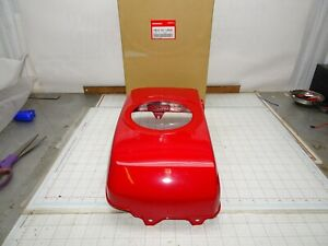 Honda 19610-ZE7-L00ZB Cover Engine Fan Shroud Cowl Housing Red OEM NOS