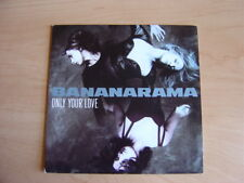 "Bananarama: sólo tu amor 7"": 1990 UK release: foto Manga"