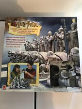 Harry Potter Wizard Chess Set 2002 Mattel Game Complete VGC