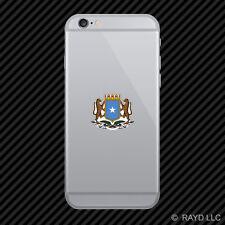 Somali Coat of Arms Cell Phone Sticker Mobile Somalia flag SOM SO