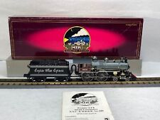 """MTH Premier 20-3207-1 NYC #999 Empire State Express 4-4-0  86""""Wheels PS2 O Used"""