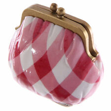 Cute Girls Purse Shaped Pink Flavoured Lip Gloss Pot