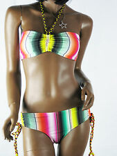 Bench Damen Bikini Blinker Piece Out, Flame, S, 1b-Ware Katalog-Preis:54,95€