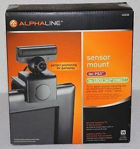 Alphaline Motion Sensor Camera Mount for PS3 and XBOX 360