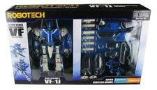 Toynami Robotech 1/100 Max Sterling Vf-1j Super Veritech Collectible Play Fig...