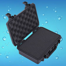 Storage ABS Plastic Sealed Tool Box Safety Equipment Toolbox Suitcase with Foam