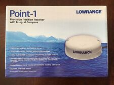 Lowrance Point-1 GPS Antenna Module 000-11047-001 FREE SHIPPING!!!