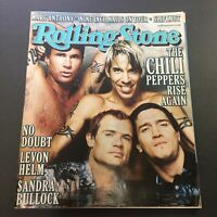 Rolling Stone Magazine Issue 839 April 27 2000 - The Red Hot Chili Peppers Band