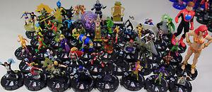 Superman  Legion of Super-Heroes c/u/r set plus toys ##READ #not in 37a/40/44
