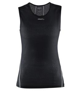 Craft Women's Cool Mesh Superlight Base Layer Black Size MEDIUM  New with Tag UK