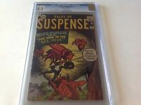 TALES OF SUSPENSE 32 CGC 4.5 ANT-MAN BEE-MAN TEST DR STRANGE PROTO MARVEL COMICS
