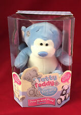 ME TO YOU TATTY TEDDY BLUE NOSE FRIENDS JOIN IN AND PLAY INTERACTIVE COCO IN BOX