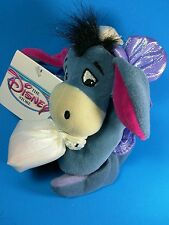 The Disney Store - Mini Bean Bag Plush - Sugar Plum Fairy Eeyore - Winnie Pooh