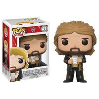 WWE ¡ POP! FIGURA DE VINILO - MILLONES DE DÓLARES Man Ted Dibiase NUEVO
