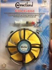 Ventirad Ventilateur + Radiateur Socket 462 Et 370 Eole-801