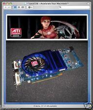 AMD Radeon HD 3870 512mb DDR4 Video Card For All Apple Mac Pro 1,1-5,1 *DVI x1