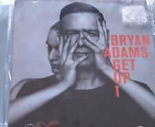 Bryan Adams Get Up Australia CD - New Oz stock Shipped from Brisbane