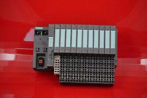 Siemens Simatic S7 6ES7151-3BA23-0AB0 + 11 Module ET200S