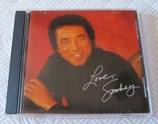 Smokey Robinson - Love Smokey - Scarce 1990 Mint Blue Face Motown Cd Album