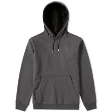 Nike Lab Essentials PO Tech Hoodie Size M Black Heather Grey 848743 032