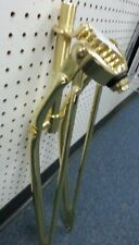 "NEW SPRINGER FRONT END FOR 26"" BEACH CRUISER BICYCLES GOLD  NICE"