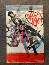Hall & Oates Concert Poster 1985 Tulsa