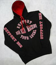Hells Angels,Support 81, Big Red Machine Kapuzen Sweatshirt mit Stick,Gr.S - 5XL