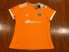 2017-18 Adidas Women's Houston Dynamo Home Soccer Jersey Extra Large XL MLS US
