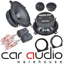 Honda Civic EP2 TERRA 280 W 13 cm componente ZERO PORTA ANTERIORE KIT CAR SPEAKER