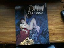 Diva Satanica Adults Only Magazine