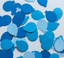 Martha Stewart Balloon Scrapbooking 50 Pcs Blue Tone Colour Cardstock Confetti