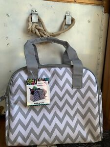 Everything Mary Knitting Tote