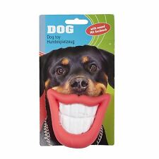 Buy 3 Get 1 Free Hot Squeaky Cheezy Lips Grin Dog Funny Gift Toy Fluffy Fun