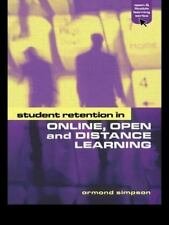 Student Retention in Online, Open and Distance Learning (Open and Flexible Learn