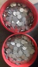More details for 1858 old 10p coins coin collection